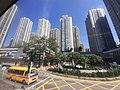 HK Bus B3 view Tuen Mun to SZ Shenzhen Bay Port November 2019 SS2 07.jpg
