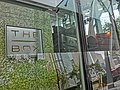 HK Central IFC Podium Garden The Box restaurant sign May 2013.JPG
