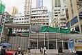 HK Sheung Wan 皇后大道中 109-113 Central Queen's Road construction site July 2017 IX1 01.jpg