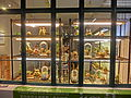 HK Sheung Wan PMQ mall shop flowers Hollywood Road night May-2014.JPG