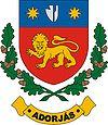 Huy hiệu của Adorjás