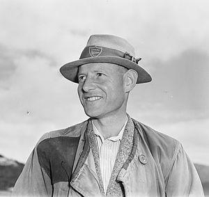 Haddon Donald - Haddon Donald in 1951