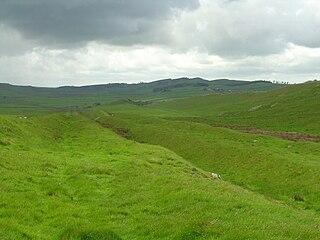 Vallum (Hadrians Wall)