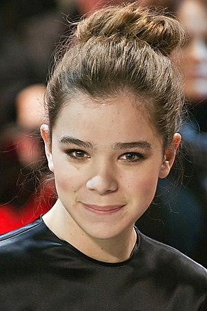 Hailee Steinfeld - Steinfeld at the 2011 Berlin Film Festival