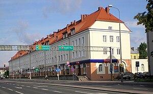 Ciechanów - Pułtuska's Hall in Ciechanów