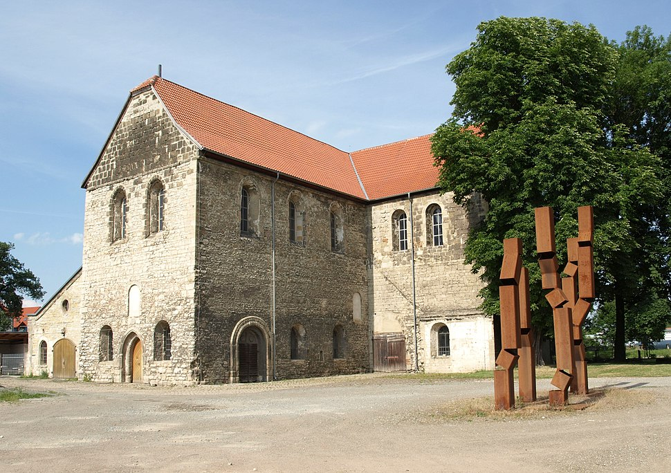 Halberstadt St-Burchardi-Kirche