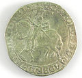 Halfcrown of Charles I - Counterfeit (YORYM-1995.109.39) obverse.jpg