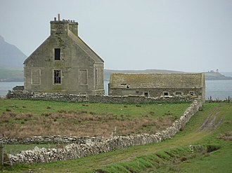 John Rae (explorer) - Hall of Clestrain, birthplace of John Rae