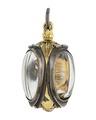 Halsur med boett i guld och glas, 1500-tal - Hallwylska museet - 110477.tif