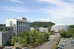 Hamamatsu University - Overview of Hamamatsu University