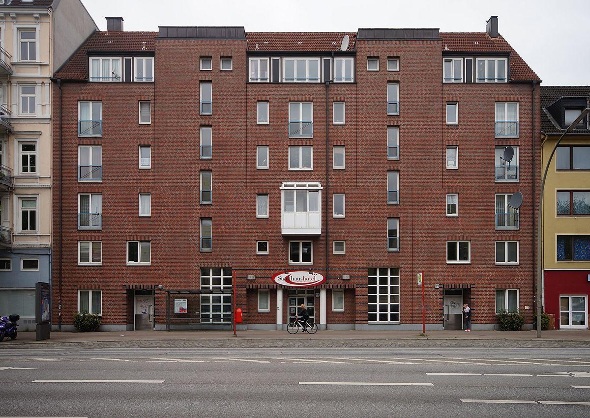 Stadthaushotel Hamburg Altona Wikipedia