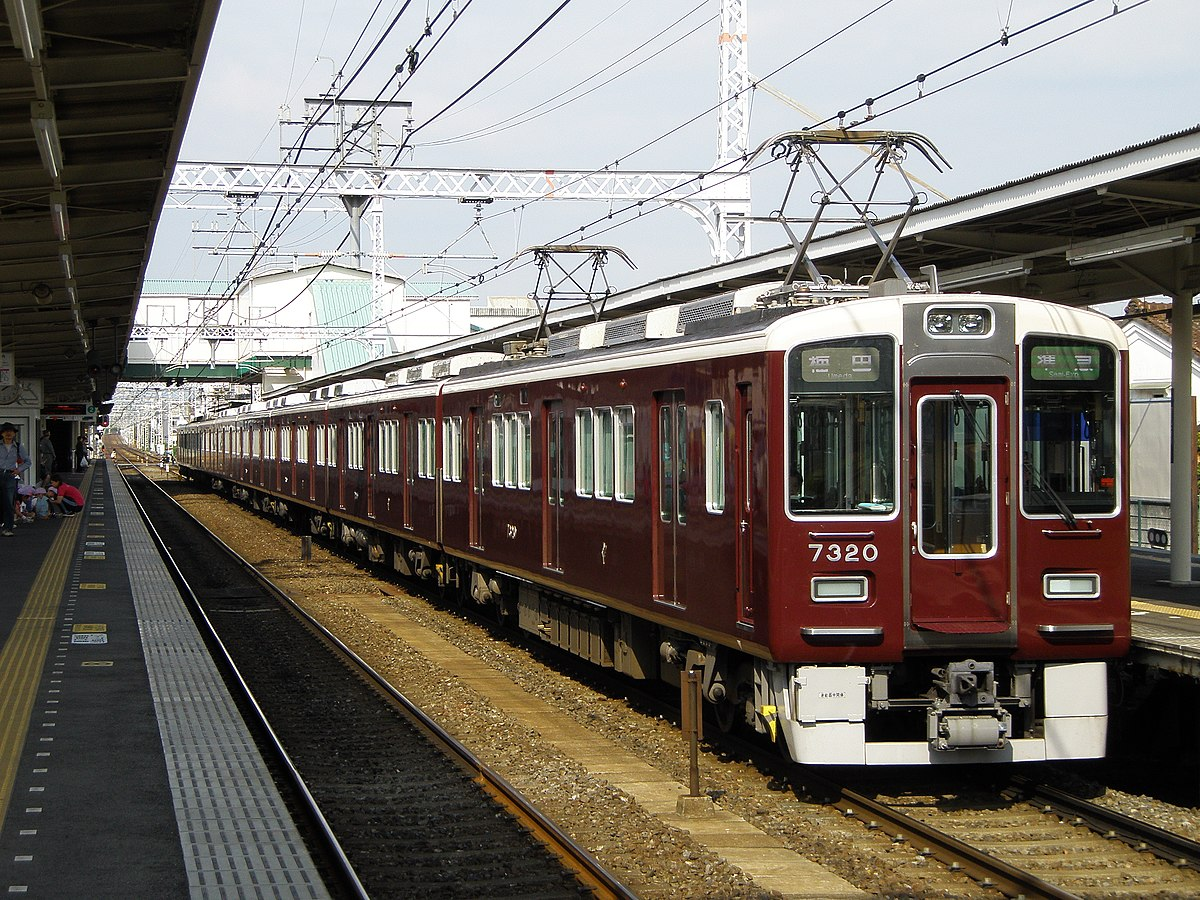 Hankyu 7300 Series Wikipedia