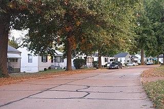 Hanley Hills, Missouri Village in Missouri, United States