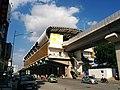 Hanoi Metro station nearing completion.jpg