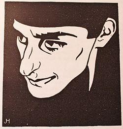 Hardekopf -Portrait von John Höxter aus Schall und Rauch, Heft Sept. 1920.jpg