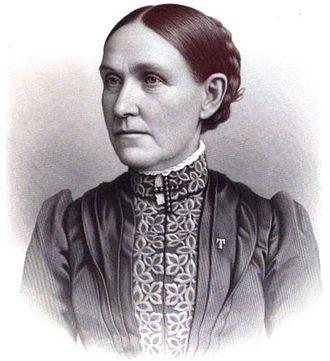 T. B. Walker - Harriet G. Walker, mother of eight children and president of Northwestern Hospital