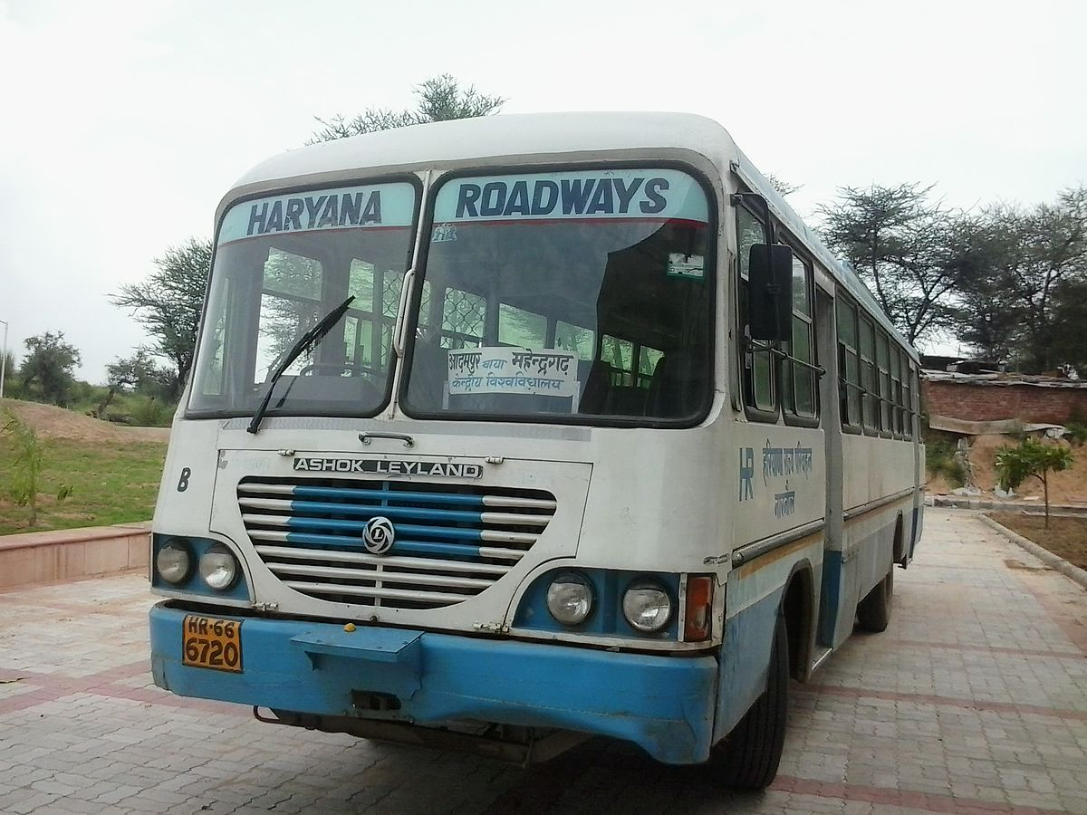 Haryana Roadways - Wikipedia on
