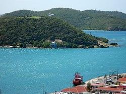 Hassel Island St Thomas