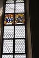 Haunsheim Dreifaltigkeitskirche Wappenfenster 32.JPG