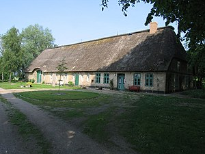 Geestharden house - Haus Stamp in Seeth/Nordfriesland