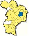 Hausen - Lage im Landkreis.png