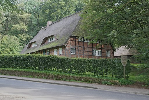 Hans-Pforte-Haus in Niederhaverbeck