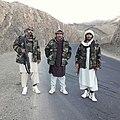 Hazara local militants in Afghanistan.jpg