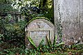 Headstone of 1694, Corscombe Churchyard.jpg