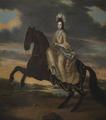 Hedvig Sofia, 1681-1708, prinsessa av Sverige hertiginna av Holstein-Gottorp - Nationalmuseum - 15179.tif