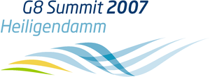 33rd G8 summit - 33rd G8 Summit official logo