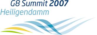 33rd G8 summit - 33rd G8 Summit official logo