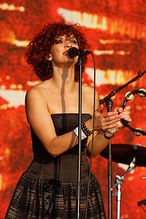 Helena Josefsson Swedish singer