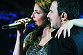 Helena with Antonis Remos by KyprisAthina 2011.JPG