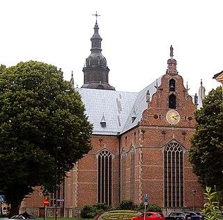 Trinity Church, Kristianstad Church in Kristianstad, Sweden