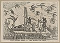 Hell broke loose, or, The murder of Louis, vide, the account of that unfortunate monarch's execution LCCN2006680657.jpg
