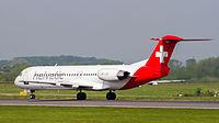 HB-JVF - F100 - Lufthansa