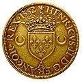 Henri II piéfort écu aux croissants avers 1552.jpg