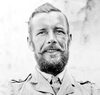Captain Herbert Garland in Arabia, December 1917