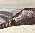 Hermann Dischler Kleine Schwarzwälder Winterlandschaft 1905.jpg