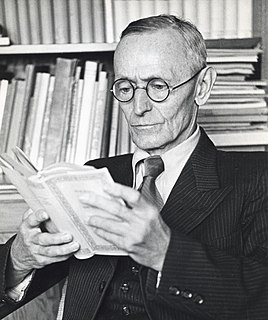 Hermann Hesse German writer