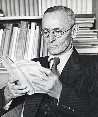 Hermann Hesse - Image: Hermann Hesse 2