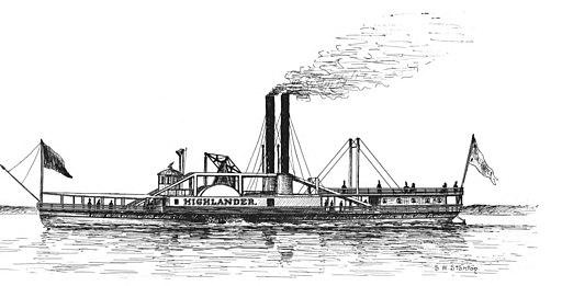 Highlander (1835 steamboat)