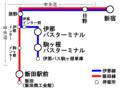 Highway Bus Ina Iida Line.png