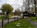 Hillside Caravan Club site, near Salisbury - geograph.org.uk - 772983.jpg
