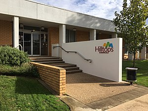 Hilltops Council - Hilltops Council offices in Harden