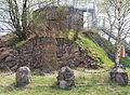 Hindenburg-Bunker Gedenkstein.JPG