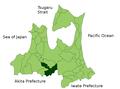 Hirakawa in Aomori Prefecture.png