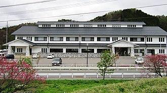 Hiraya, Nagano - Hiraya Village Hall