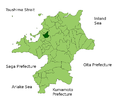 Hisayama in Fukuoka Prefecture.png
