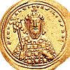 Histamenon nomisma-Constantine VIII-sb1776 (reverse)